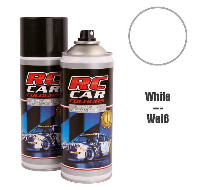 Lexan Spray Weiß 400 ml