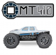 MT410 1/10th Electric 4×4 Pro Monster Truck Kit