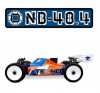 NB48.4 1/8th 4WD Competition Nitro Buggy Kit