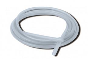 Silicon Spritschlauch transparent 2.4mm X 5.5mm Länge 100cm
