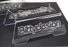 Bittydesign Car Stand