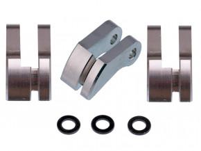 C0754-Mugen Kupplungsbeläge Aluminium