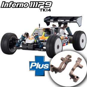 KYOSHO - INFERNO MP9 TKI4 SP (mit IFW461) 33001BSP