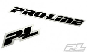 ProLine Pride chrome Aufkleber
