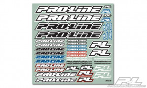 PROTOform Team Sticker B&W