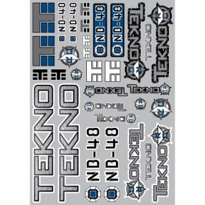 TKR5385-V1 Decal/Sticker Sheet (NB48)