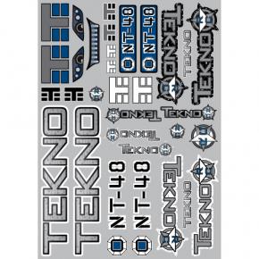 TKR5413-Decal/Sticker Sheet (NT48)