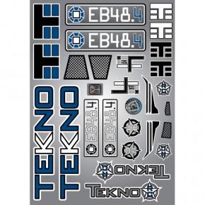 TKR8246 – Decal Sheet (EB48.4)