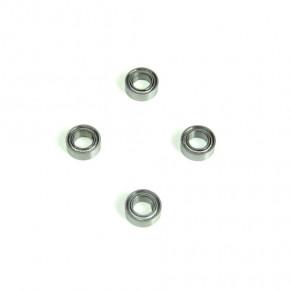 TKRBB040725-Ball Bearing (4x7x2.5, 4pcs)