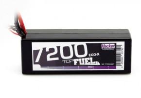 Hacker Top Fuel 7200mAh 4S