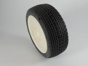 TPRO 1/8 OffRoad KeyLock - XR Soft T3 - Weiß - Dish (2)