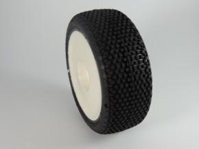 TPRO 1/8 OffRoad Harpoon - XR Soft T3 - Weiß - Dish (2)