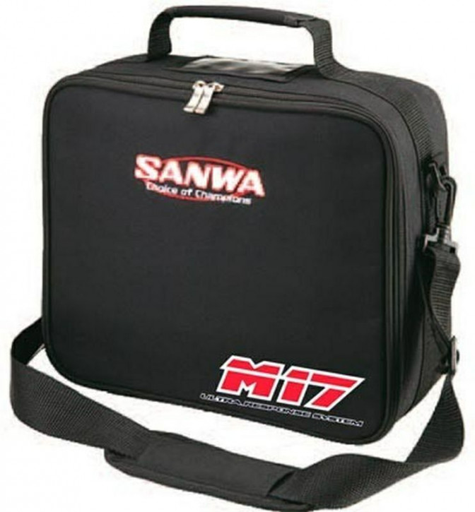"Sanwa M17"" Sendertasche"