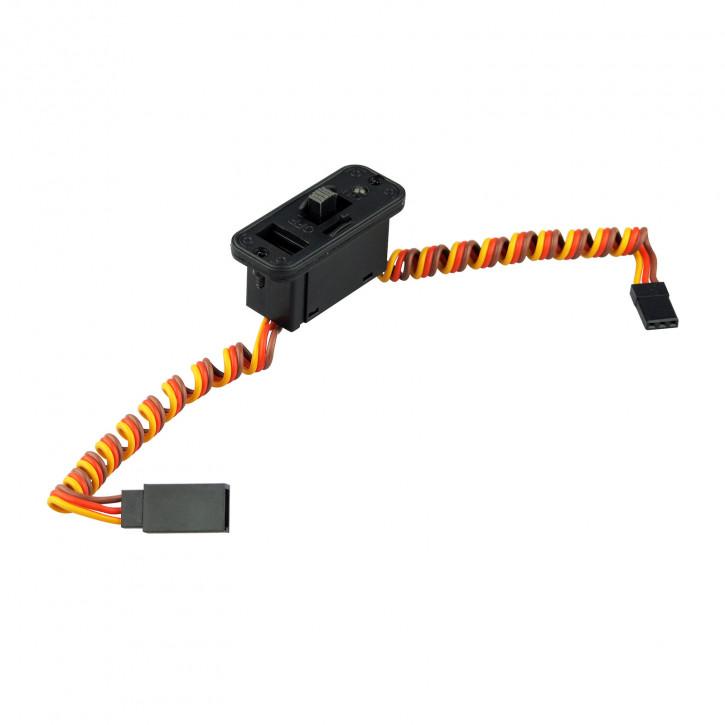 YUKI MODEL Schalterkabel JR LED mit Ladeanschluss