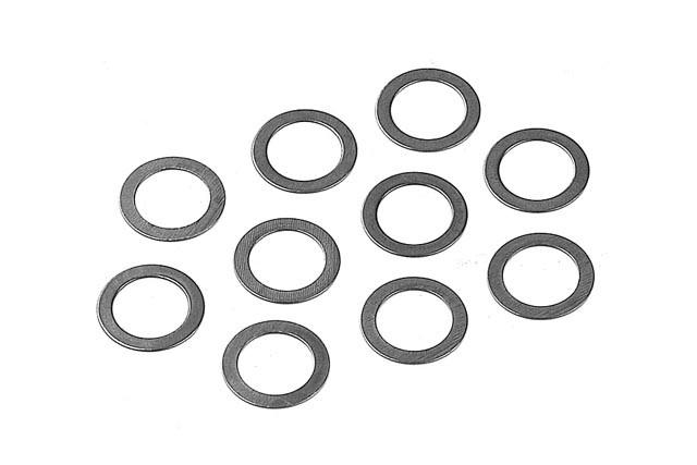 XRAY Unterlagscheibe - 7x10x0.2mm (10 Stück)