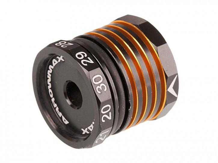 Arrowmax Höhenlehre (20-30mm) # Black Golden Edition