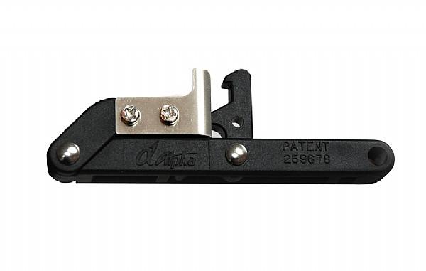 Alpha Clutch Tool (Black)-Plastic material