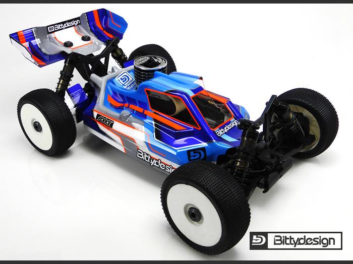 Bittydesign Force Tekno NB48