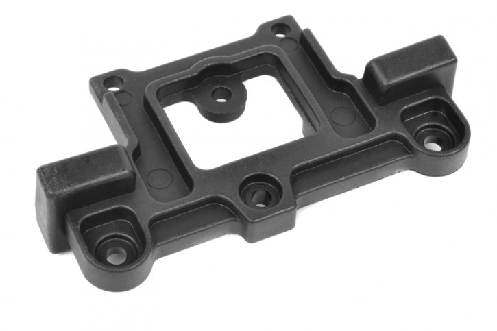 Team Corally - Arm Holder - Steering Deck - V2 - Composite - 1 pc