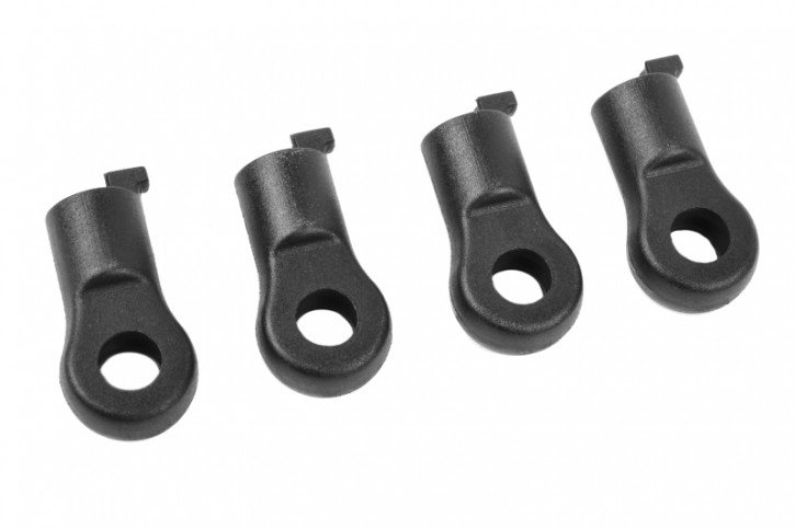 Team Corally - Shock End - Composite - 4 pcs
