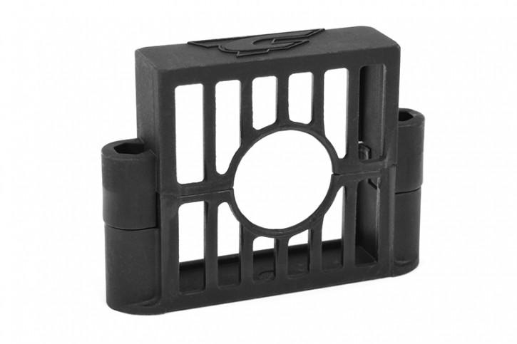 Team Corally - Fan Holder for fan 40 mm - Composite - 1 Stück