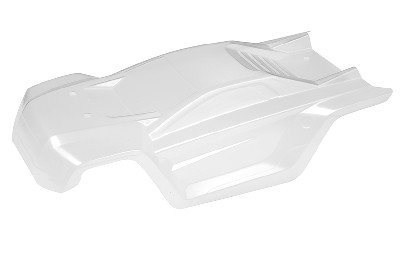 Team Corally - Polycarbonate Body - Kronos XP 6S - Clear - Cut - 1 pc