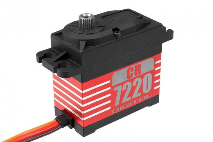 Digital Servo CR-7220-MG Low Voltage Core Motor Metal