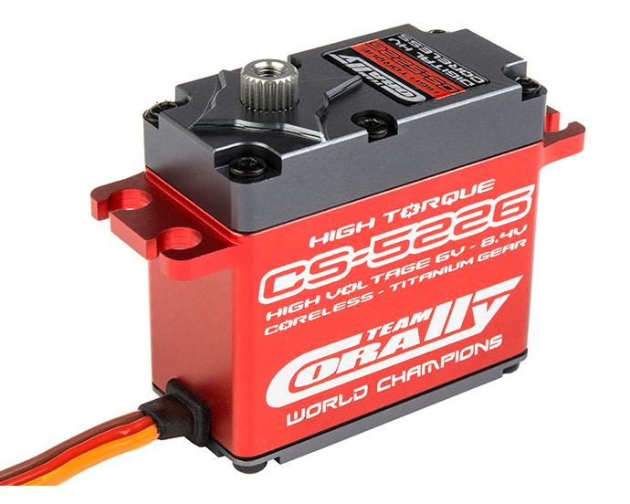Team Corally - CS-5226 HV High Speed Servo -25kg/cm