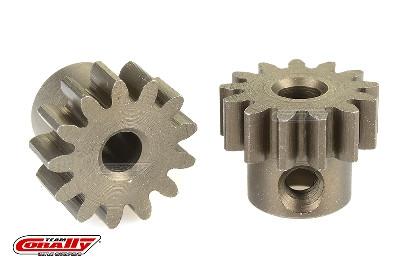 Team Corally - 32 DP Motorritzel - Stahl gehärtet - 13 Zähne - Welle 3.17mm