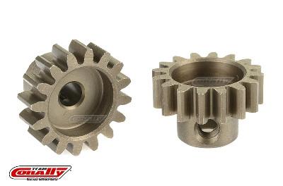Team Corally - 32 DP Motorritzel - Stahl gehärtet - 16 Zähne - Welle 3.17mm