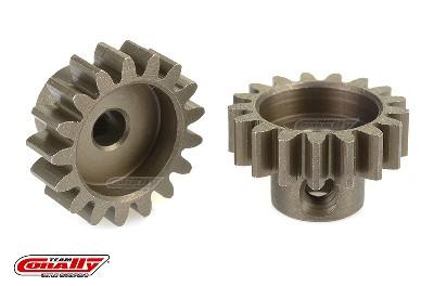 Team Corally - 32 DP Motorritzel - Stahl gehärtet - 17 Zähne - Welle 3.17mm