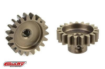 Team Corally - 32 DP Motorritzel - Stahl gehärtet - 19 Zähne - Welle 3.17mm