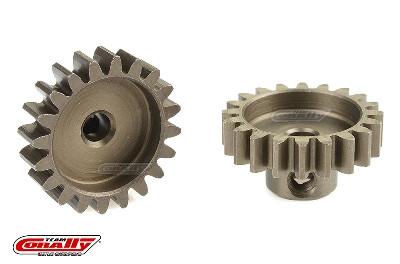 Team Corally - 32 DP Motorritzel - Stahl gehärtet - 20 Zähne - Welle 3.17mm