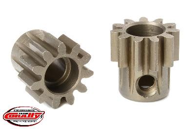 Team Corally - M1.0 Motorritzel - Stahl gehärtet - 11 Zähne - Welle 5mm