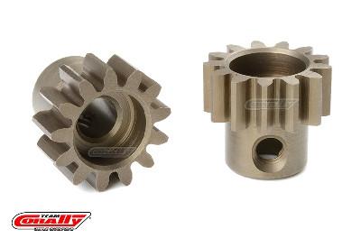 Team Corally - M1.0 Motorritzel - Stahl gehärtet - 13 Zähne - Welle 5mm