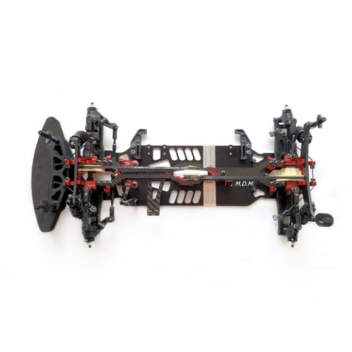 Capricorn TE05 + MDM (MID DRIVE MOTOR) FULL Carbon Kit