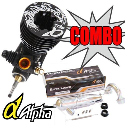 Alpha Dragon III +Alpha 2130 Reso System