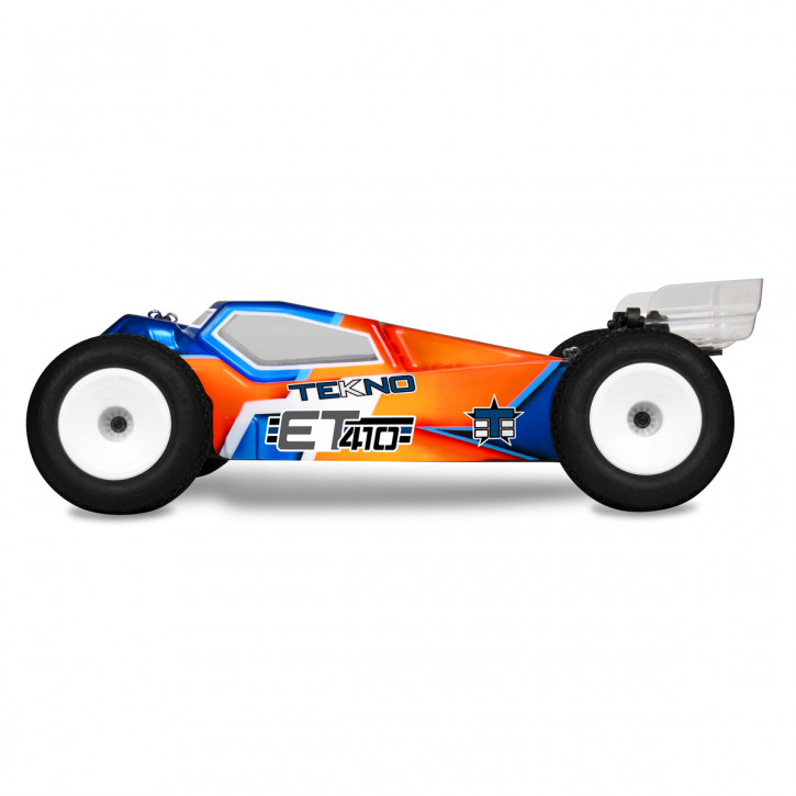 ET410 1/10th 4WD Competition Electric Truggy Kit