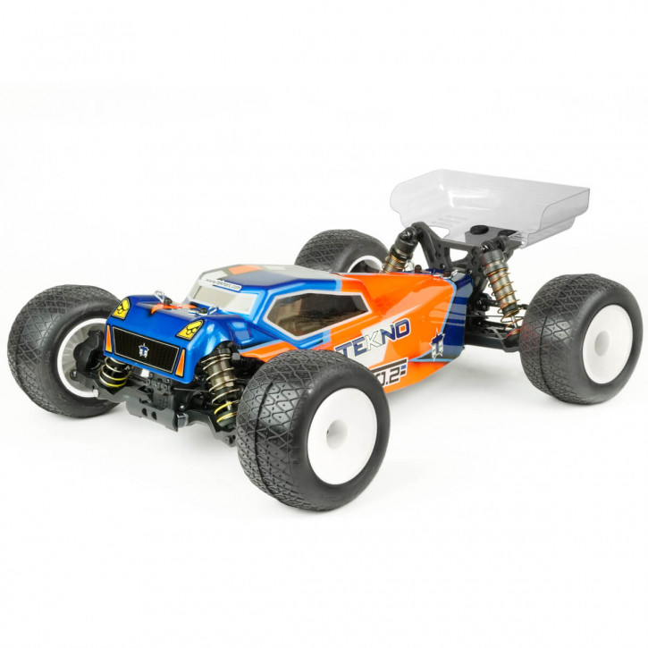 TKR7202-ET410.2 1/10th 4WD Competition Electric Truggy Kit