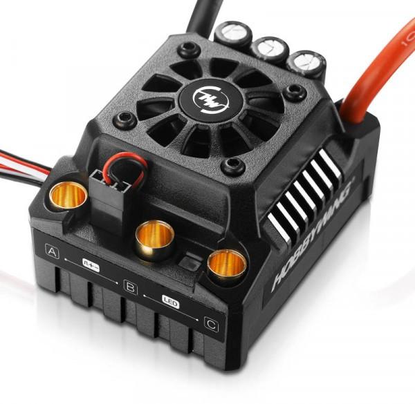 Hobbywing Ezrun MAX8 T Regler Sensorless 150 Amp, 3-6s LiPo, BEC 6A Hobbywing
