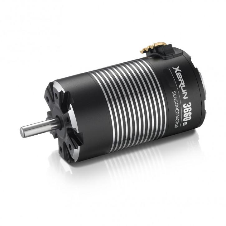 Hobbywing Xerun 3660SD- SCT Brushless Motor 4300kV Sensored 5mm Welle