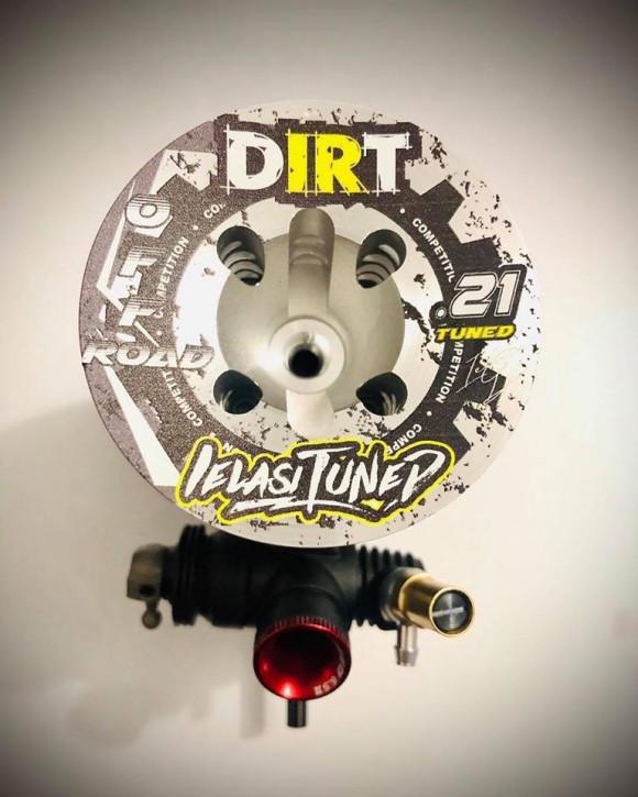 Ielasi Tuned Dirt  5 PORTS MODIFIED ENGINE