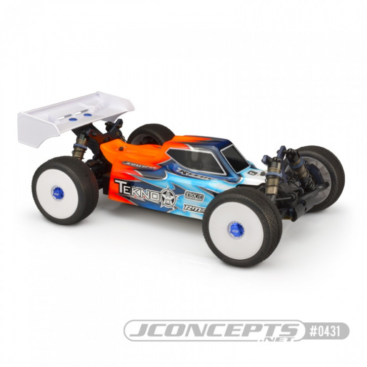 JConcepts S15 - Tekno EB48 2.0, lightweight Body