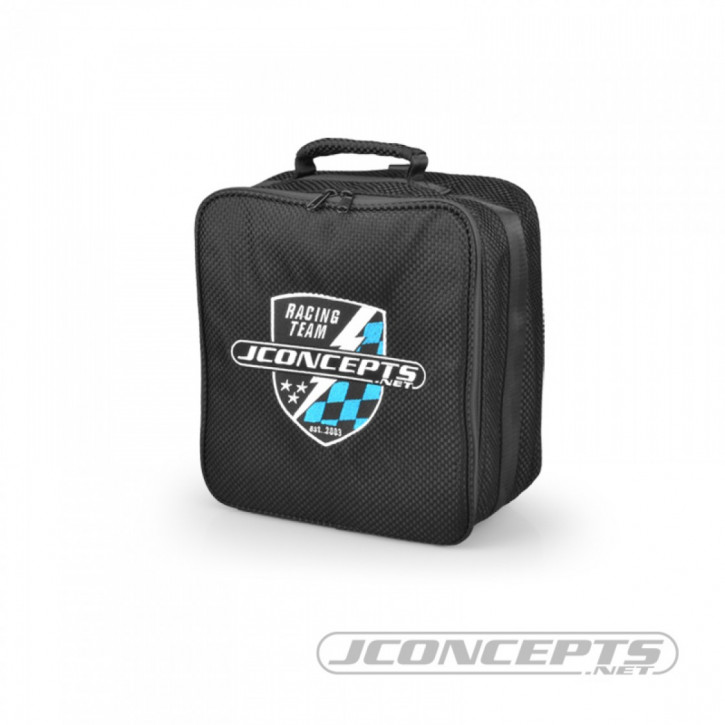 JConcepts Finish Line radio bag - Sanwa MT44