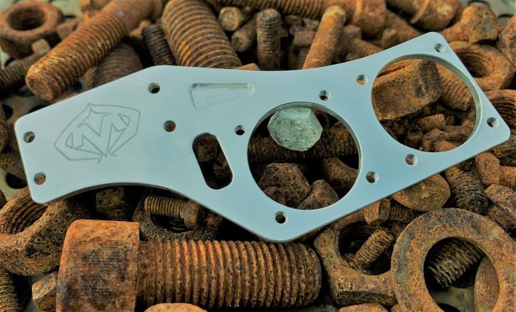Lüfterhalter 2-fach Durchmesser 30mm