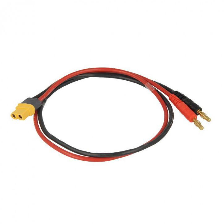 ISDT-MTTEC Anschlusskabel - 4 mm Bananenstecker auf XT60 Buchse