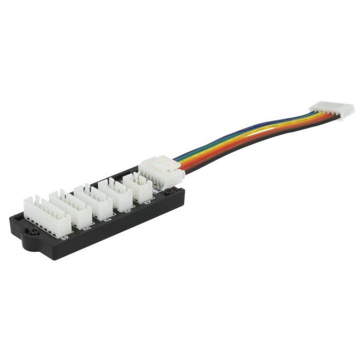 ISDT-MTTEC Balancer Adapterplatine XH zu XH - 6S