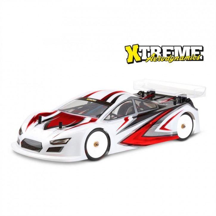 Xtreme 1/10 Twister Speciale Clear Body 0.7mm (190mm)