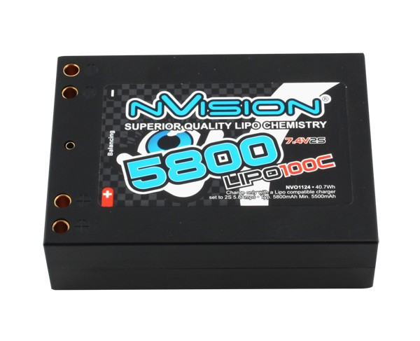 nVision Factory Pro Lipo 5800 100C