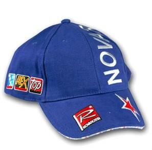 Novarossi Team Mütze (blau)